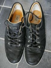 Ugg Leather trainers size 9Uk 43 Eur