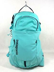 patagonia  Sty48411 Nine Trails Pack 14L Nylon Blue Back Pack From Japan