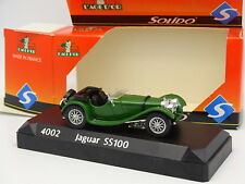 Solido 1/43 - Jaguar SS 100 Verte
