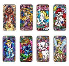 Personajes Disney Funda Carcasa para iPhone 6,7 Samsung S6,S7,J5, A5