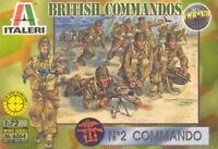 Italeri 1/72 II Guerra Mundial Británico COMANDOS #6064