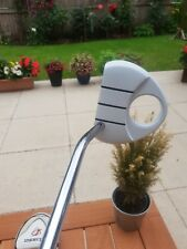 taylormade tour issue corza ghost agsi putter 34 inch justin rose