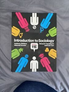 Introduction to Sociology 11E