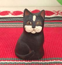 Danish Mid Century Modern Thyssen Keramik Denmark Cat Very Rare