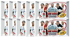 Topps RUGBY ATTAX Rugby World Cup Cards. 10 9-Card Packs (90 Cards Total)