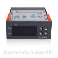 Control de Temperatura Termostato Digital 220V STC-1000 Frio y Calo Envio 24-72H