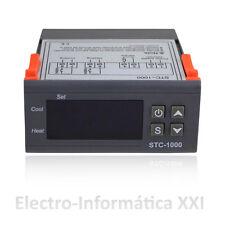 Termostato Digital 220V STC-1000 Frio y Calor Incubadoras Acuario Envio 24-72H