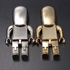 Novelty 32GB Humanoid Robot USB 2.0 Flash Memory Stick Smart Storage Thumb
