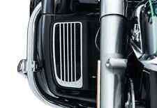 KURYAKYN CHROME RADIATOR GRILLS FOR 2014-2017 HARLEY DAVIDSON FLHTK MODELS 7681