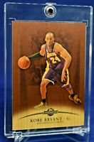 KOBE BRYANT TOPPS HARDWOOD SUPER RARE GOLD SP /75 LAKERS HOF 2021 INVEST