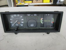 Volvo 240 Early Complete Instrument Cluster / Dash  1215408-4