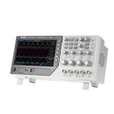 Hantek DSO4104B 64K Digital Storage Oscilloscope 100MHz 4Channels 1GSa/s L7U5