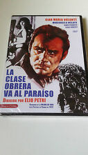 """DVD """"LA CLASE OBRERA VA AL PARAISO"""" PRECINTADA ELIO PETRI GIAN MARIA VOLONTE SEA"""