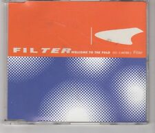 (HI796) Filter, Welcome To The Fold - 1999 CD