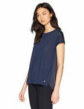 Helly Hansen Women's Thalia T-Shirt, Navy, Medium