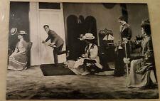 1964 Theatre Press Photo: Ann Firbank Barry Warren Fanny Rowe YOU NEVER CAN TELL