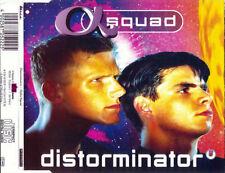 ALPHA SQUAD - Distorminator 4TR CDM 1995 / HARD TRANCE / HOUSE