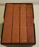 A HISTORY OF THE ENGLISH SPEAKING PEOPLES / WINSTON CHURCHILL 4 VOL.1st EDITION