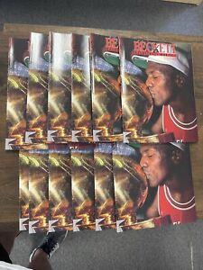 1991 Michael Jordan BECKETT (Sept. Issue #14) Bulls X12