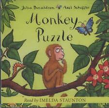 Monkey Puzzle by Julia Donaldson (CD-Audio, 2004)