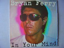 Vinyle---Bryan FERRY : in your mind (LP 1977)
