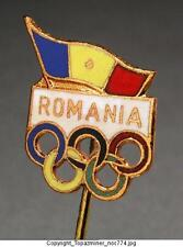 OLYMPIC PINS OLD GAMES INTERNAL COUNTRY NOC ROMANIA