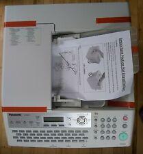 UF-8200 Panasonic 19ppm Multifunction Business Fax Laser Monochrome