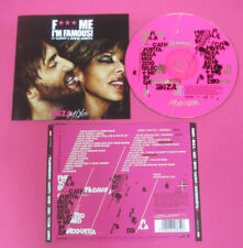 CD Compilation F***Me I'm Famous! Ibiza Mix 2010 CATHY & DAVID GUETTA no lp(C42)