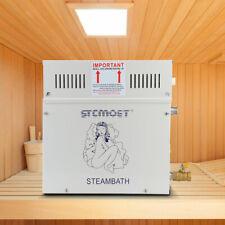 4.5KW 220V Sauna Room Steam Generator Engine For Sauna Bath Shower Premium