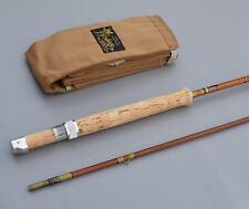 "J S Sharpe    "" Eighty  Five ""     8'-5""  #5/6    Split Cane Fly Rod"