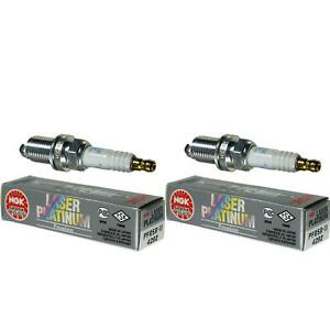 2X NGK Laser Platinum Premium Zündkerze 4292 Typ PFR5R-11 Zünd Kerze