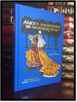 Alice's Adventures in Wonderland Illustrated by H. Rountree New Deluxe Hardback