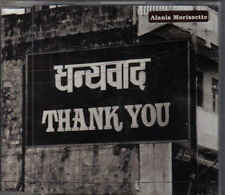 Alanis Morissette- Thank you cd maxi single