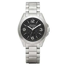 COACH WOMEN'S TRISTEN STAINLESS STEEL BRACELET WATCH 14501783 NWT