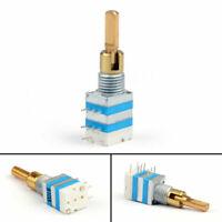 1Pcs 8Pin Volume Control Switch Potentiometer For Yaesu FT8900/880 Radio B5