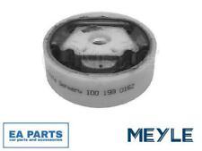 ENGINE MOUNTING FOR AUDI SEAT SKODA MEYLE 100 199 0162 NEW