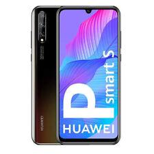 HUAWEI P SMART S MIDNIGHT BLACK 128GB ROM 4 GB RAM NO SERVIZI GOOGLE 6.3''