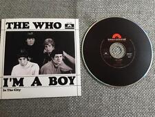 The Who CD Single I'm A Boy  Card Sleeve