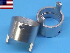 2pc Solid 2-prong Plasma Cutter Standoff for 60A WeldPro® CUT60HSV & CUT60NH0