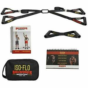 Bullworker ISO-FLO Total Body Fitness with Isometrics and ISO-MOTION for