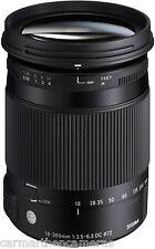 Sigma 18-300mm f3.5-6.3 C DC Macro OS HSM - Nikon Fit