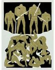 Cleon Peterson - The Genocide - White - Shepard Fairey - Ed of 125