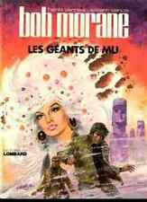 BOB MORANE BD Bédé LES GEANTS DE MU Album Henri VERNES WILLIAM VANCE LOMBARD