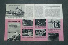 AC93 - Clipping-Ritaglio -1963- 12 ORE TROFEO ALITALIA , FERRARI A SEBRING