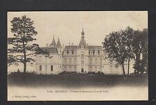MEZIERES-en-BRENNE (36) CHATEAU de BEAUREGARD coté Nord avant 1904