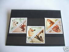 ******* TIMBRES CHEVAUX : SERIE COMPLETE DU BENIN 1997 / STAMPS HORSES *******