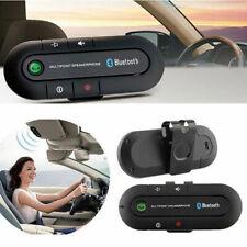 Bluetooth 4.1 Auto Car Sun Visor Multipoint Speakerphone Speaker Hands-free Kit