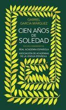CIEN AÑOS DE SOLEDAD (EDICIÓN CONMEMORATIVA DE LA RAE Y LA ASALE) by Gabriel...