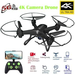 Beginner Big RC Drone FPV Wifi Remote Control Quadcopter Camera with Optional RT