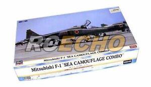 Hasegawa Aircraft Model 1/72 Mitsubishi F-1 SEA CAMOUFLAGE COMBO 02046 H2046